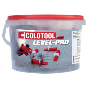 kit de nivelación level-pro colotool