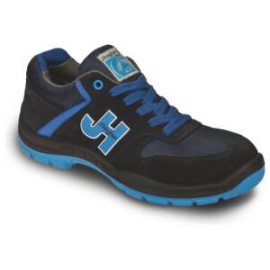 zapatos de seguridad style s1p j´hayber